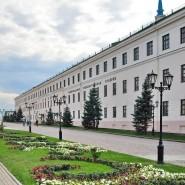 День русского языка в музее-заповеднике «Казанский Кремль» 2020 фотографии