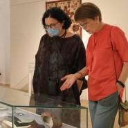 Выставка «Татарская узорная кожа: ремесло, традиция, искусство» фотографии
