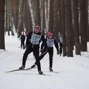 Всероссийская массовая гонка «Лыжня России» 2021 фотографии