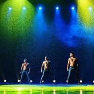 Шоу под дождем «Нам 10 лет» 2021 фотографии
