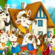 Кукольный спектакль «Волк и семеро козлят» фотографии