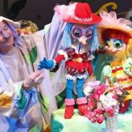 Кукольный спектакль «Муха-цокотуха» фотографии
