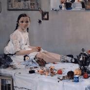 Выставка Николая Фешина фотографии