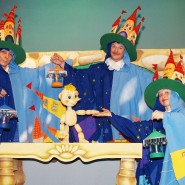 Кукольный спектакль «Буратино» фотографии