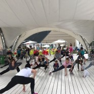 Фестиваль «Зеленый фитнес» 2018 фотографии