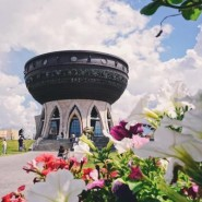 День семьи, любви и верности у Центра семьи «Казан» 2017 фотографии