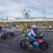 Шоу «Kazan City Racing» 2018 фотографии