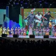 Гала-концерт Республиканского этнокультурного фестиваля «Наш дом – Татарстан» 2017 фотографии