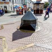 Памятник компасу фотографии