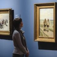 Выставка «Передвижники: 1871–1902. Из собрания Третьяковской галереи» фотографии