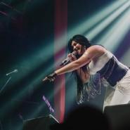 Концерт Оксаны Ковалевской из группы «Краски» 2018 фотографии