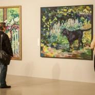 Выставка живописи Нателлы Тоидзе фотографии