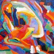 Выставка живописи Владимира Гурьянова «Жизнь в цвете» фотографии