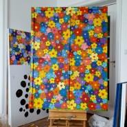 Выставка «Лихтенштейн. Цветы» фотографии
