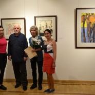 Выставка «Дары современных петербургских художников - ii. 15 лет спустя» фотографии