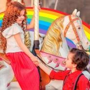 День защиты детей на Кремлевской набережной 2019 фотографии