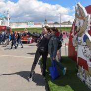 Выставка «Парк футбола ЧМ-2018» фотографии