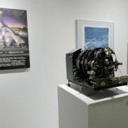 Выставка «Прометей космического века» фотографии