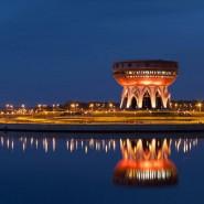 Открытие смотровой площадки Центра семьи «Казан» 2020 фотографии