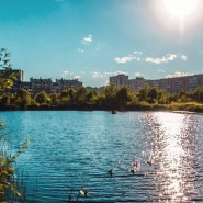 Парк «Озеро Харовое» фотографии