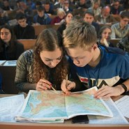 Всероссийский географический диктант в Казани 2020 фотографии
