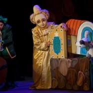 Кукольный спектакль «Волшебник Изумрудного города» фотографии