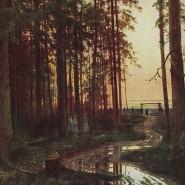 Выставка Ивана Ивановича Шишкина фотографии