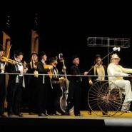 Гастроли питерского детского музыкального театра «Зазеркалье» 2017 фотографии