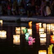 Вечер водных фонариков 2019 фотографии