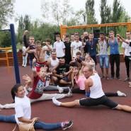 Всероссийский день физкультурника 2018 фотографии