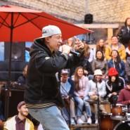 Рэп-фестиваль под открытым небом «The Rap Fest» 2018 фотографии