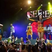 Концерт группы «SEREBRO» 2017 фотографии