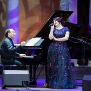 Концерт Хиблы Герзмавы и Даниила Крамер 2018 фотографии