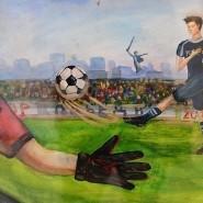 Футбольная ночь в «Хазинэ» 2018 фотографии