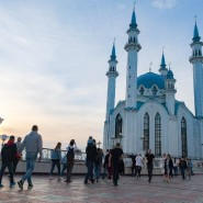 Акция «Стань туристом в своем городе» 2020 фотографии