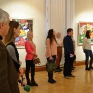 Выставка «Мир художника в деталях» фотографии