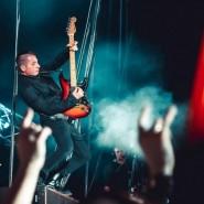 Концерт Вадима Самойлова «Агата Кристи» 2018 фотографии