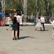 «Танцплощадка» в парке «Крылья Советов» 2019 фотографии