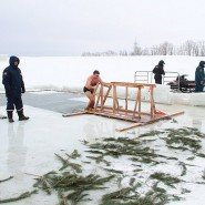 Крещенские купания в Казани 2020 фотографии