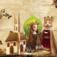 Кукольный спектакль «Принцесса Крапинка» фотографии