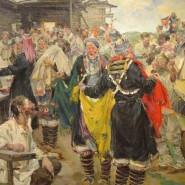 Выставка «Искусство начала XX века. Учителя и ученики Казанской художественной школы» фотографии