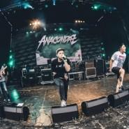 Концерт группы Anacondaz 2018 фотографии