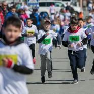 Детский забег «Kids run» 2018 фотографии