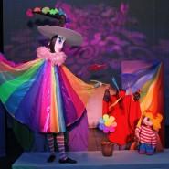Кукольный спектакль «Цветик-семицветик» фотографии