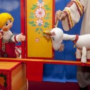 Кукольный спектакль «Идет коза рогатая» фотографии