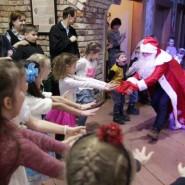 Новогоднее мероприятие «Рождественская ёлка» 2017/18 фотографии