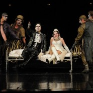 Спектакль «Трехгрошовая опера» 2018 фотографии