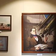 Выставка «Первый русский астроном» фотографии