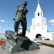 Памятник Мусе Джалилю фотографии