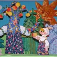 Кукольный спектакль «Гуси-лебеди» фотографии